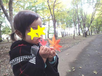 メロメロモンスター紅葉狩り