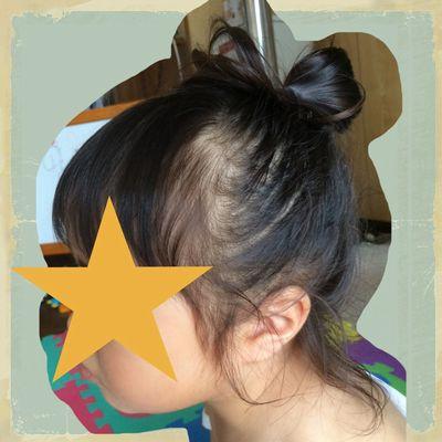 3分でできる簡単かわいいヘアアレンジお団子