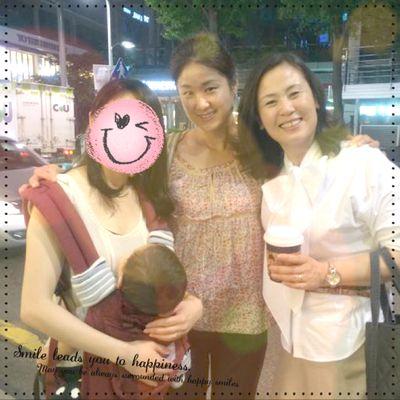 韓国で有名な授乳ケアのパクキョンスク先生