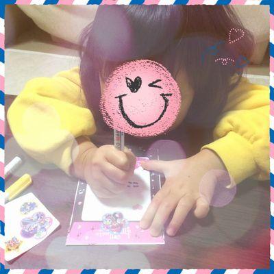 子どもが字を書けるようになる方法はお手紙