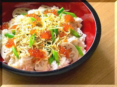 ひな祭りちらし寿司の由来
