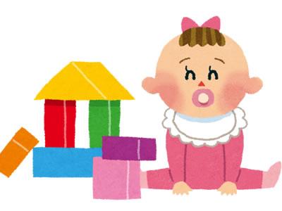 赤ちゃんにおすすめの積み木は長く使える安心素材
