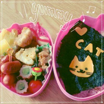 夏のお弁当対策幼稚園児のお昼ご飯