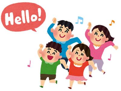 親子英語ディズニーで楽しく幼児教育