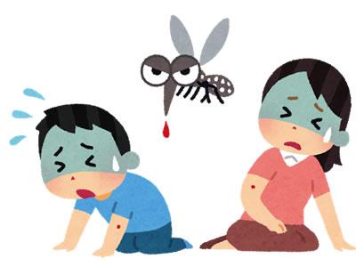 赤ちゃんが虫に刺されたら対処法