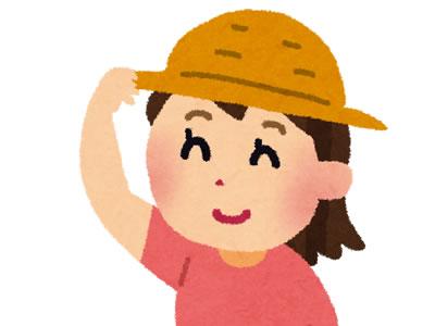 帽子の風飛び対策グッズ100円ショップ