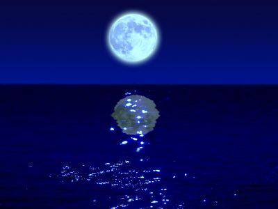 月の引力と出産の関係