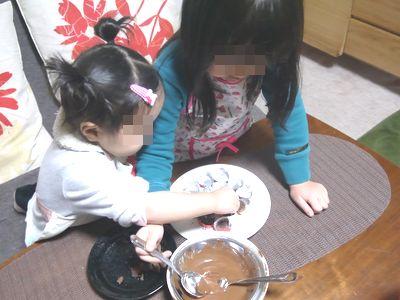 子供でも簡単に作れるバレンタインチョコレシピ