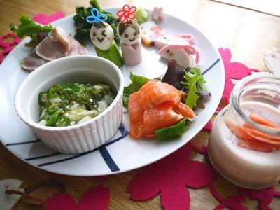 雛祭りパーティーおもてなし料理レシピ