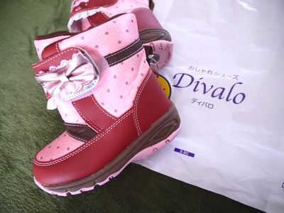 靴のディバロ冬物バーゲンセール